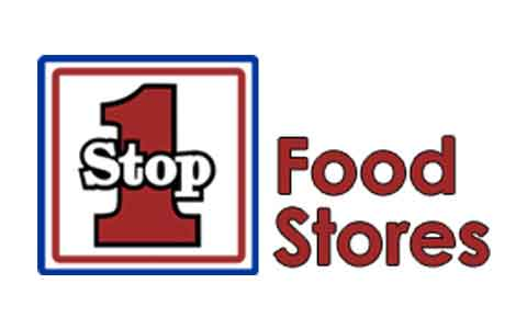Buy 1 Stop Food Stores Gift Cards