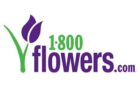 Buy 1800Flowers.com Gift Cards