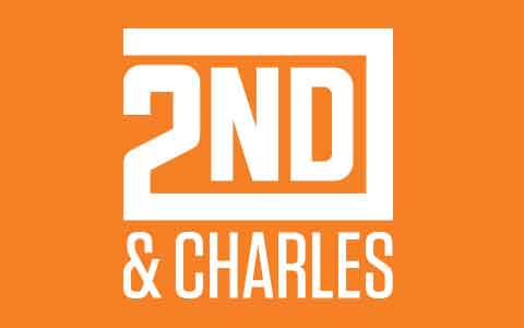 Buy 2nd & Charles Gift Cards