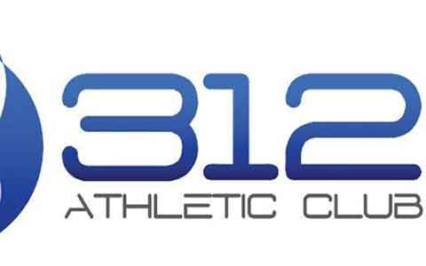 312 Athletic Club Gift Cards