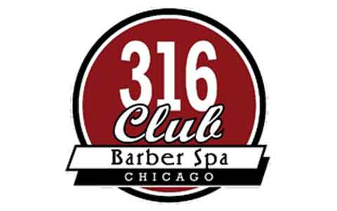 316 Barber Spa Gift Cards