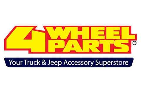 4 Wheel Parts Gift Cards