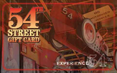 54th Street Grill & Bar Gift Cards