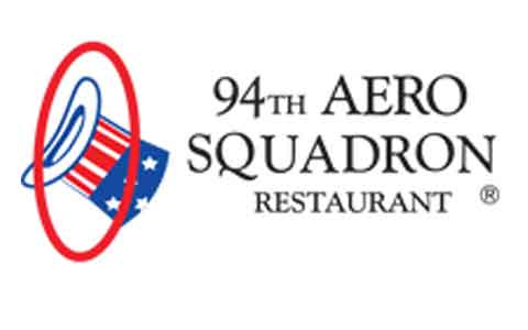 94th Aero Squadron Restaurant Gift Cards