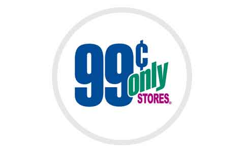 99 Cents Only Stores Gift Cards