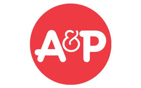 Buy A & P Gift Cards