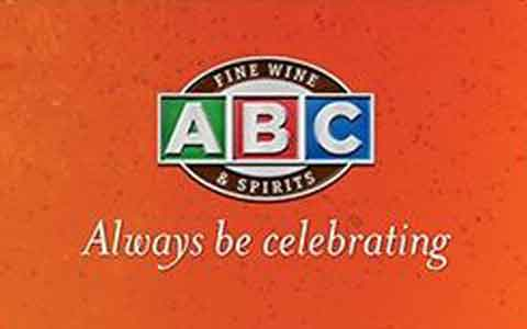 Buy ABC Fine Wine & Spirits Gift Cards
