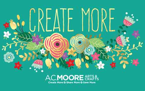 AC Moore Gift Cards