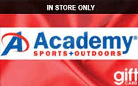 Academy Sports (In Store Only) Gift Cards