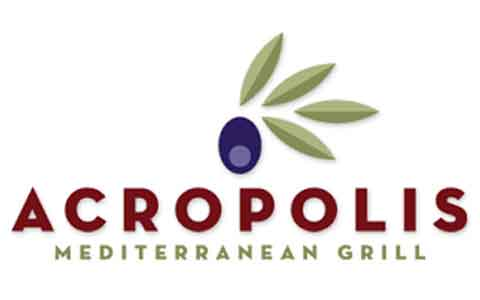 Acropolis Mediterranean Grill Gift Cards