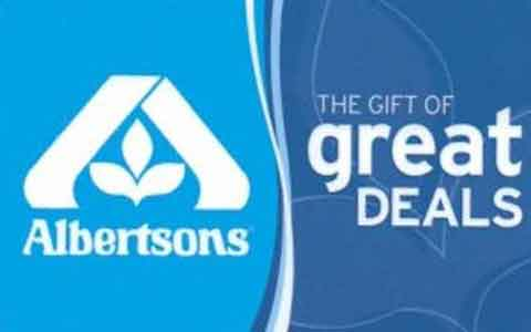 Albertsons Grocery Gift Cards