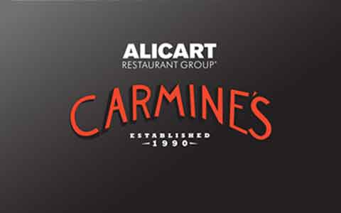 Alicart Restaurant Group Gift Cards