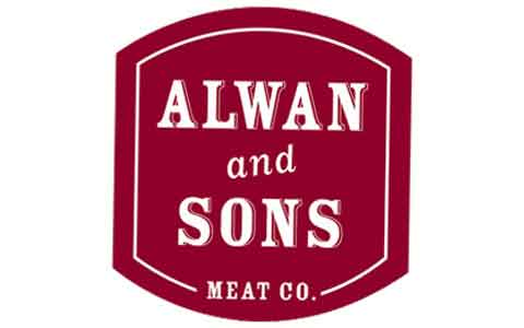 Alwan & Sons Meat Company Gift Cards