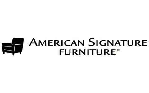 American Signature Furniture Gift Cards