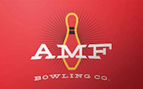 AMF Bowling Centers Gift Cards