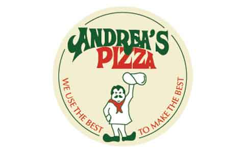 Andrea Pizza Gift Cards