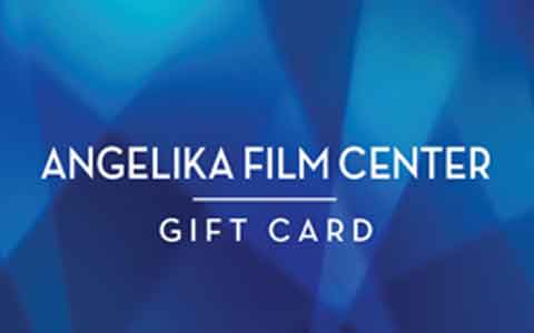 Angelika Film Center Gift Cards