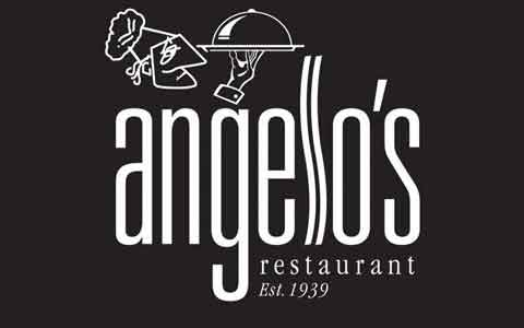 Angelo's Restaurant Gift Cards
