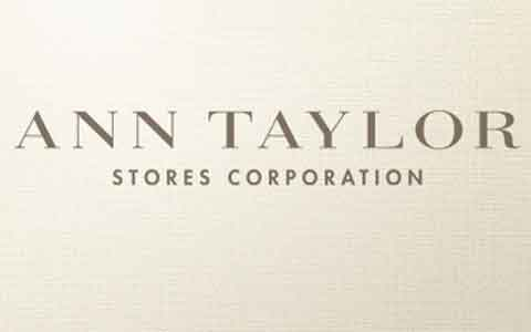 Ann Taylor (In Store Only) Gift Cards