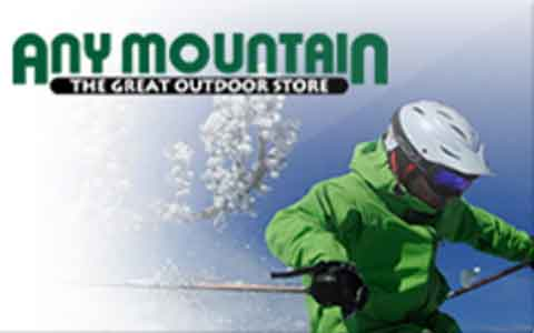 Any Mountain Gift Cards