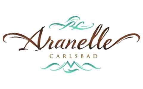 Aranelle Carlsbad Gift Cards