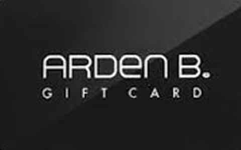 Arden B. Gift Cards
