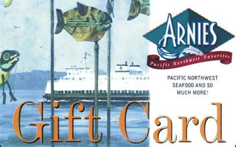 Arnies Restaurants Gift Cards