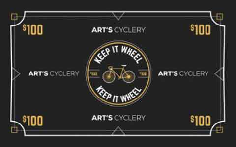 Art's Cyclery Gift Cards