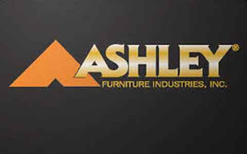 Ashley Furniture Gift Cards