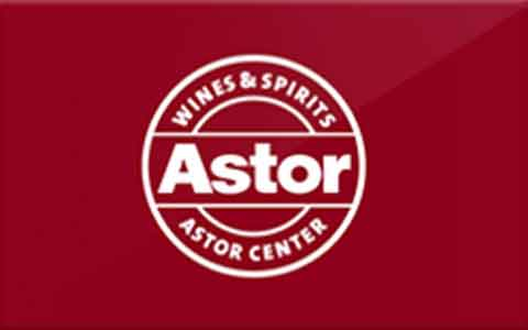 Astor Wines Gift Cards