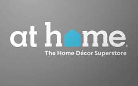 At Home Gift Cards