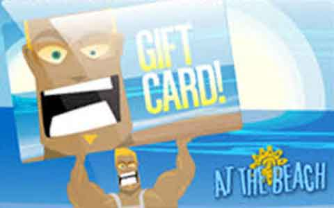 At The Beach Gift Cards