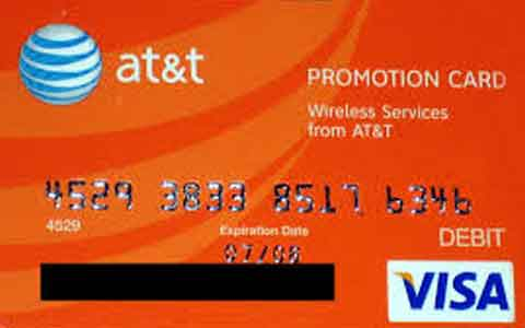 AT&T Gift Cards