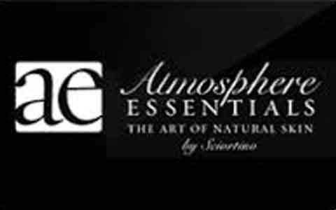 Atmosphere Essentials Gift Cards