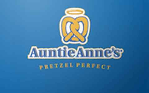 Auntie Anne's Gift Cards
