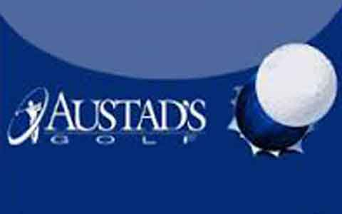 Austad's Golf Gift Cards