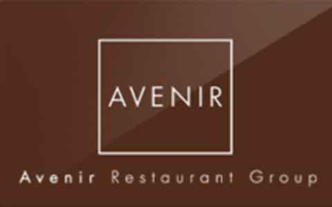 Avenir Restaurant Group Gift Cards