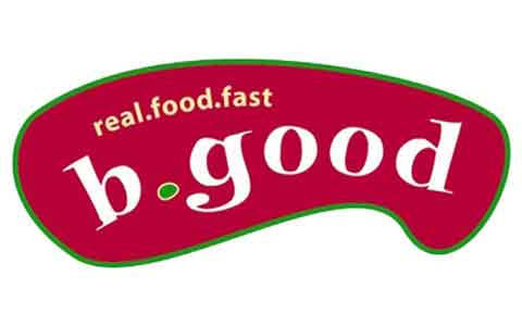 Buy b.good Gift Cards