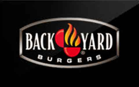 Back Yard Burgers Gift Cards