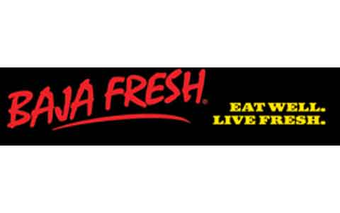 Baja Fresh Gift Cards