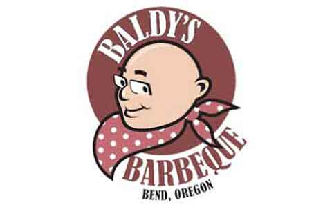 Baldy's BBQ Gift Cards