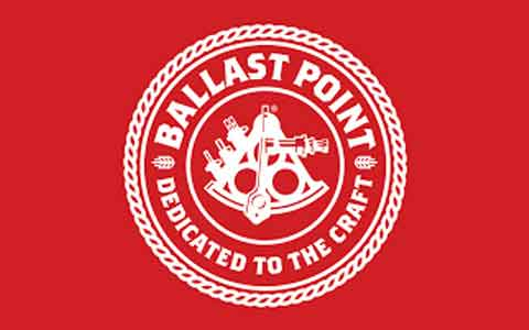 Ballast Point Gift Cards