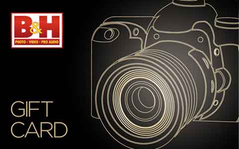 Buy B&H Photo Gift Cards