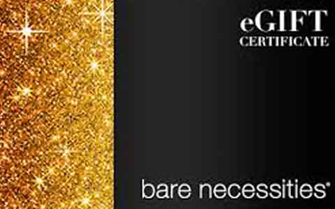 Bare Necessities Gift Cards