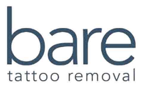 Buy Bare Tattoo Removal Gift Cards