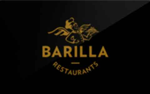 Buy Barilla Restaurants Gift Cards
