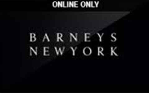 Barneys New York (Online Only) Gift Cards