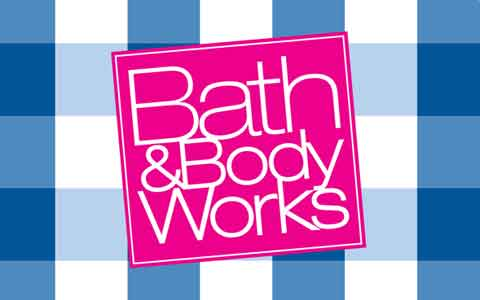 Bath & Body Works (In Store Only) Gift Cards