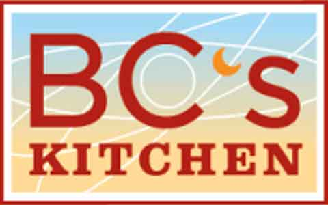 BC's Kitchen Gift Cards