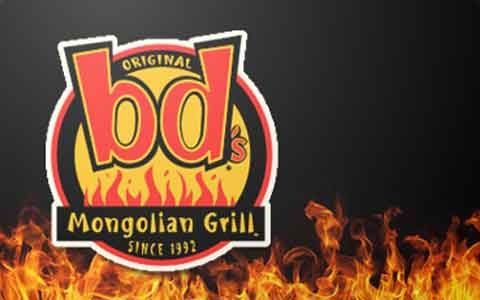 BD's Mongolian Grill Gift Cards